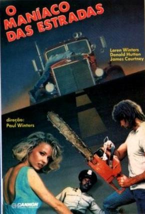 Poster do filme O Maníaco das Estradas