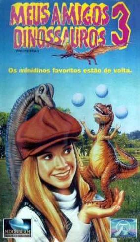 Poster do filme Meus Amigos Dinossauros 3