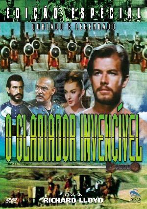 Poster do filme O Gladiador Invencível