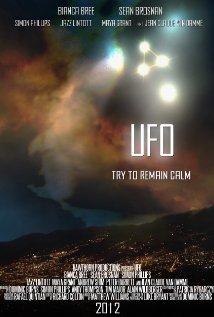 Poster do filme U.F.O. – invasão Alien