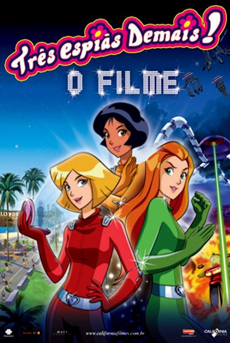 Poster do filme Três Espiãs Demais: O Filme