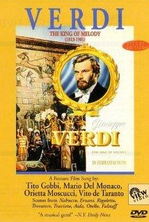Poster do filme Giuseppe Verdi - o Rei da Melodia