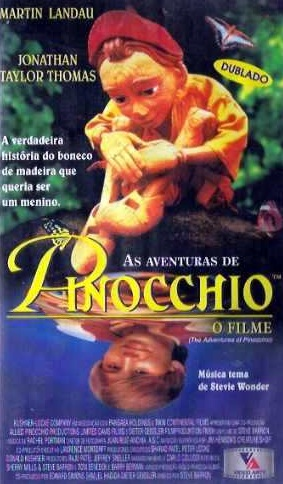Poster do filme As Aventuras de Pinocchio 2