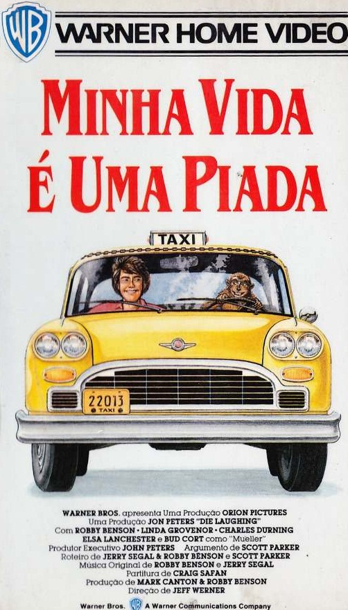 Poster do filme Minha Vida É Uma Piada