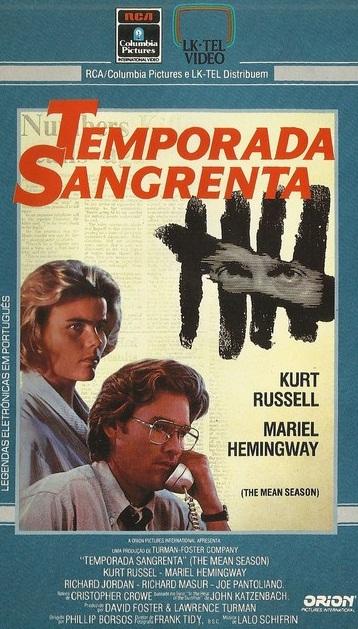 Poster do filme Temporada Sangrenta