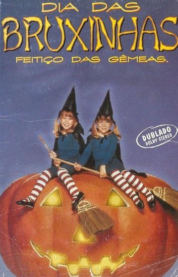 Poster do filme Dia das Bruxinhas - Feitiço das Gêmeas