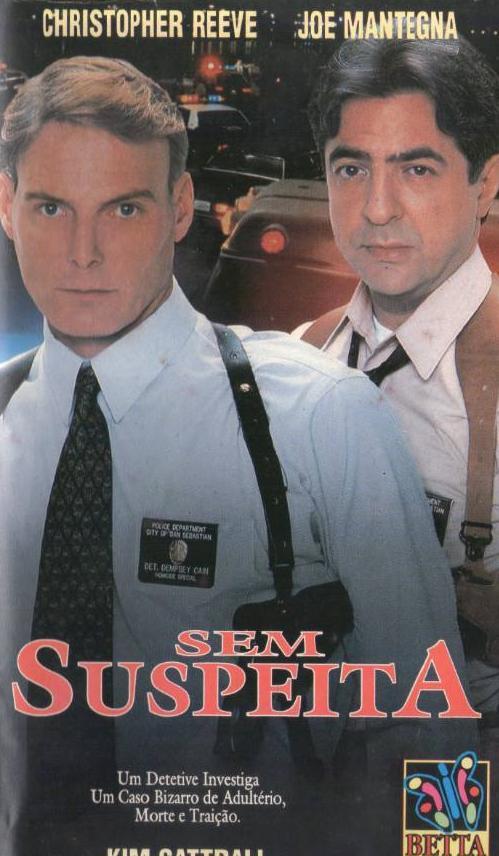 Poster do filme Sem Suspeita