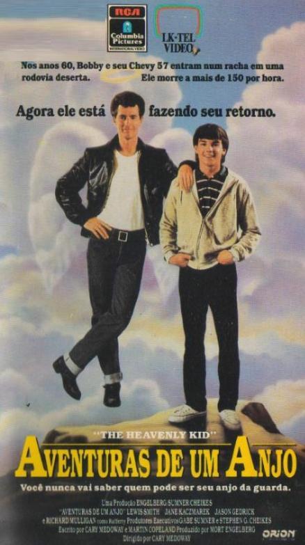 Poster do filme As Aventuras de um Anjo