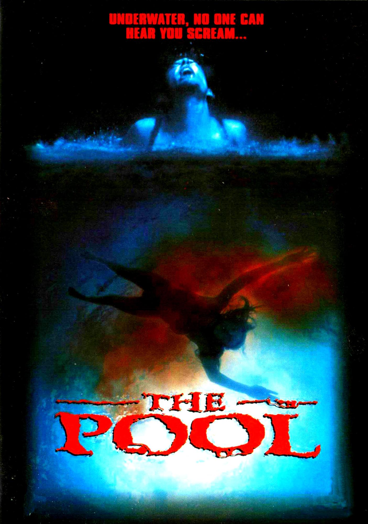 Poster do filme Um Grito Embaixo dÁgua