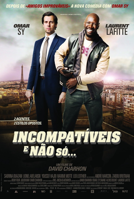 Poster do filme Incompatíveis
