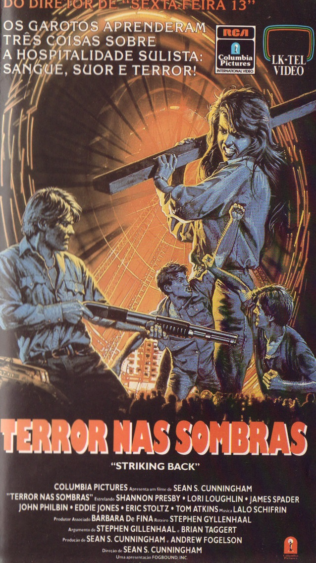 Poster do filme Terror nas Sombras