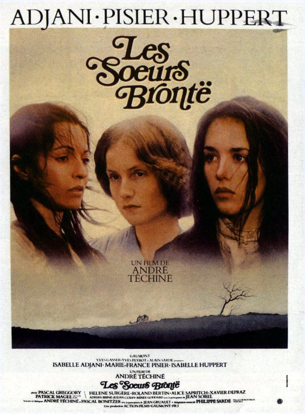 Poster do filme As Irmãs Brontë