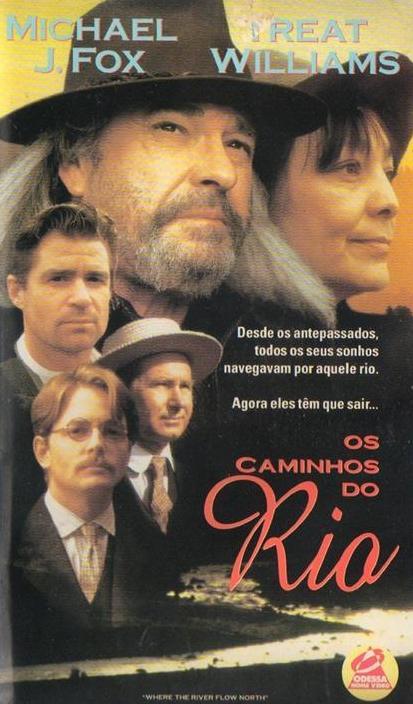 Poster do filme A Caminho do Rio