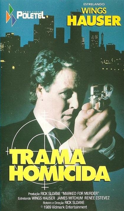 Poster do filme Trama Homicida