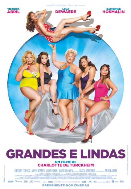 Poster do filme Amor Plus Size