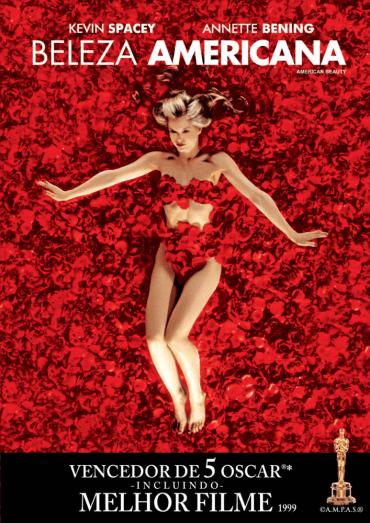 Poster do filme Beleza Americana