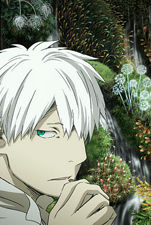 Poster do filme Mushishi Zoku Shou: Odoro no Michi