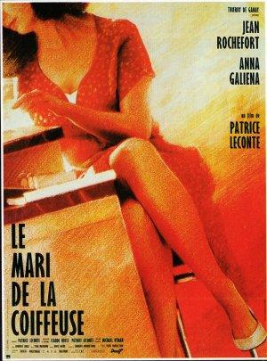 Poster do filme O Marido da Cabeleireira