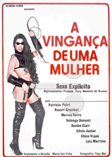 Poster do filme Eu, Márcia F., 23 Anos, Louca e Desvairada