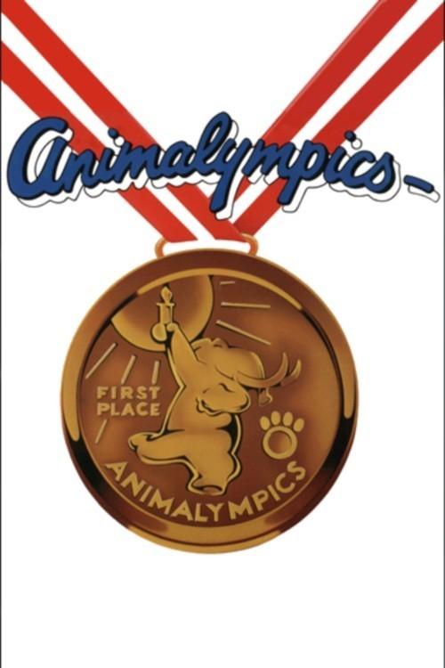Poster do filme Animalympics - As Feras das Olimpíadas