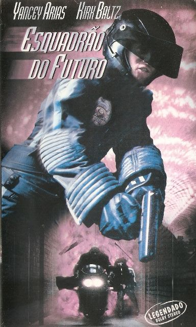 Poster do filme Esquadrão do Futuro