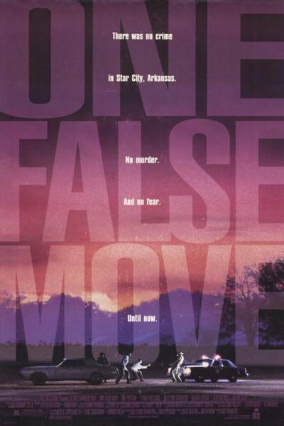 Poster do filme Um Passo em Falso