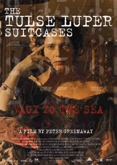 Poster do filme As Maletas de Tulse Luper, Parte 2: Vaux ao Mar