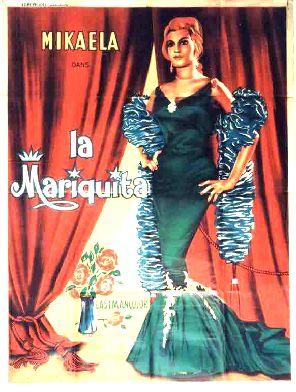 Poster do filme La Reina del Tabarín