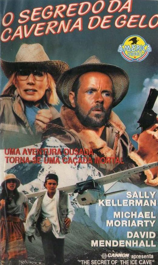 Poster do filme O Segredo da Caverna