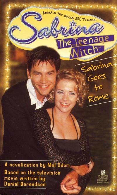 Poster do filme Sabrina Vai à Roma