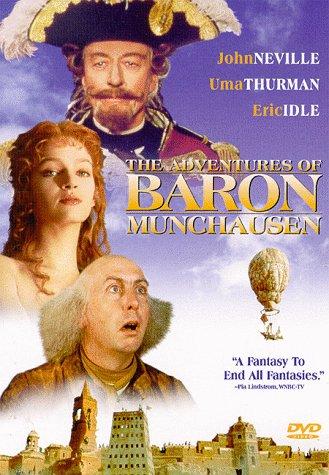 Poster do filme O Barão Fanfarrão