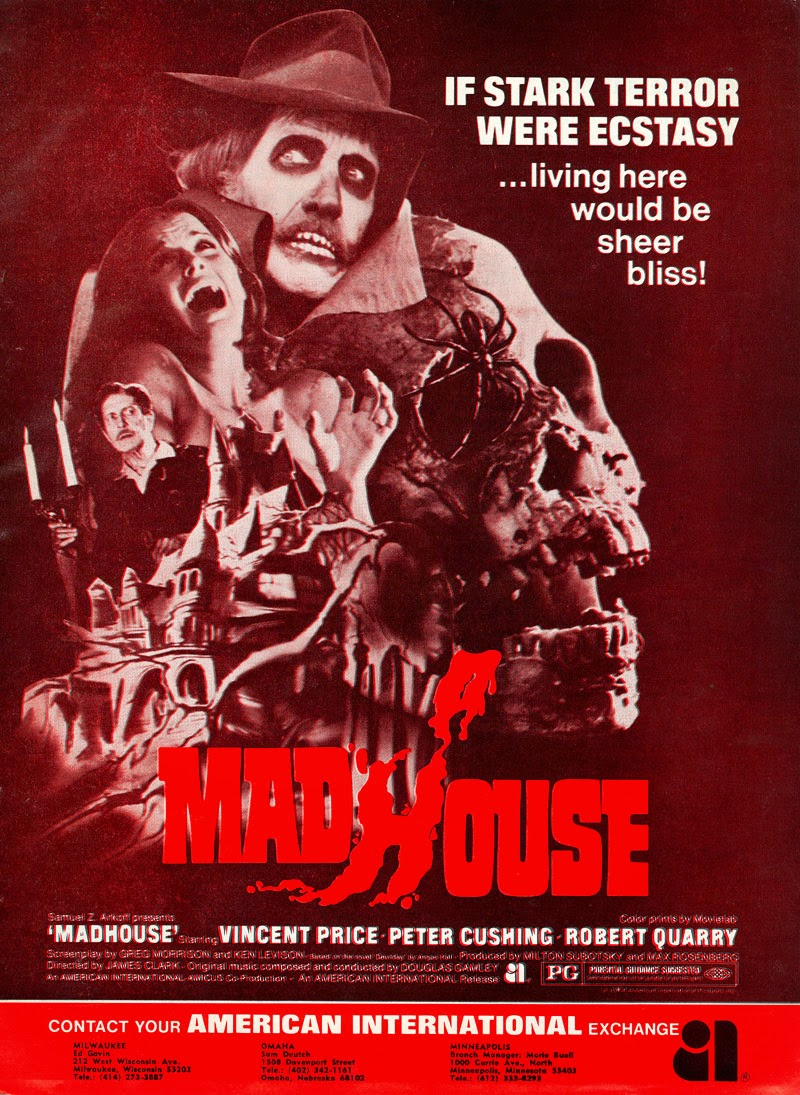 Poster do filme Dr. Morte