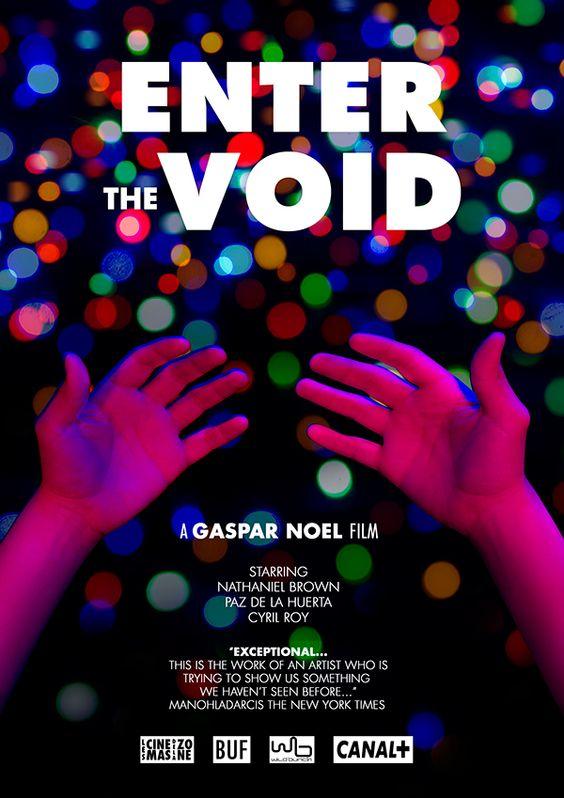 Poster do filme Enter The Void - Viagem Alucinante