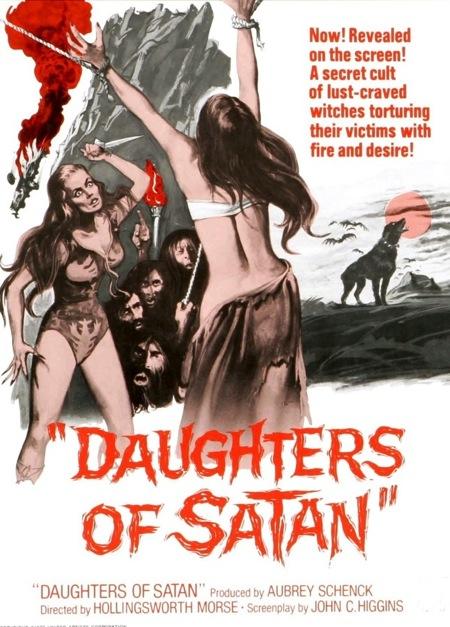 Poster do filme Filhas de Satã