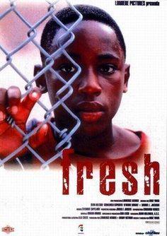 Poster do filme Fresh - Inocência Perdida