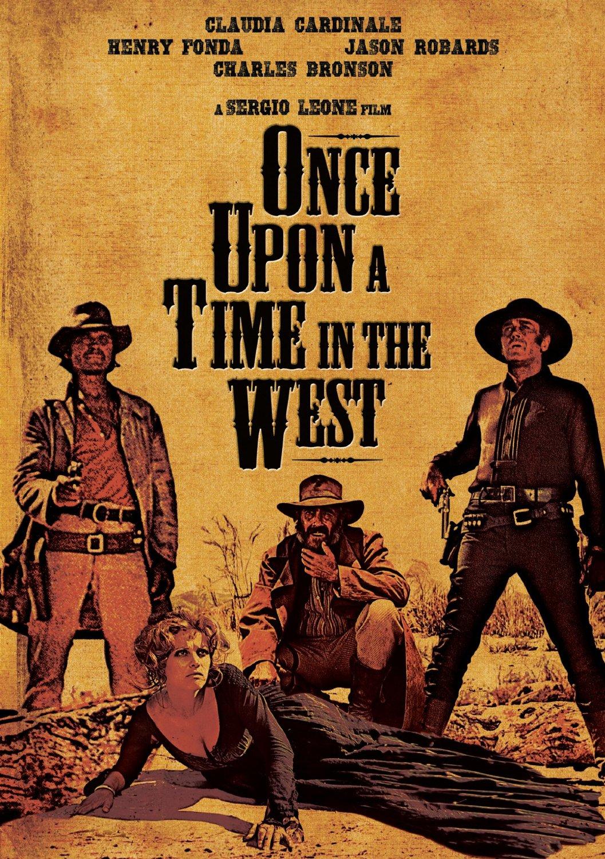 Poster do filme Era uma Vez no Oeste