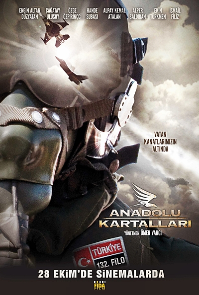 Poster do filme Anatolian Eagles