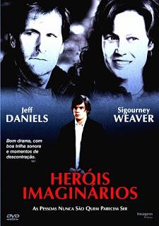 Poster do filme Heróis Imaginários