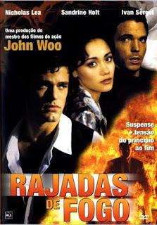 Poster do filme Rajadas de Fogo