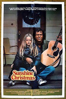Poster do filme Um Dia de Sol no Natal