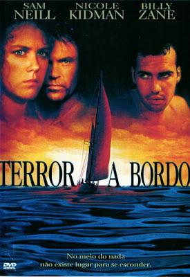Poster do filme Terror a Bordo
