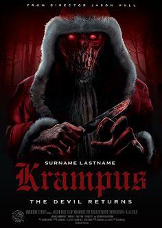 Poster do filme Krampus 2 - O Retorno do Demônio