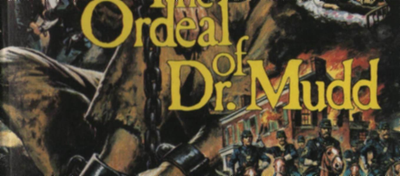 Poster do filme O Terror do Dr. Mudd