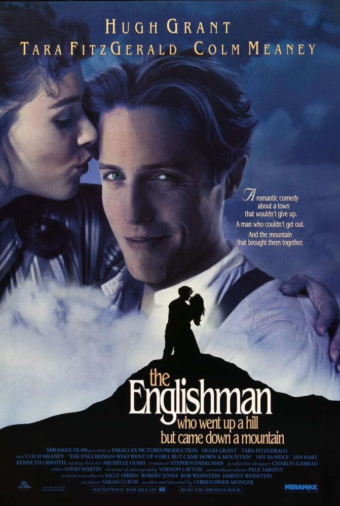 Poster do filme O Inglês Que Subiu a Colina e Desceu a Montanha
