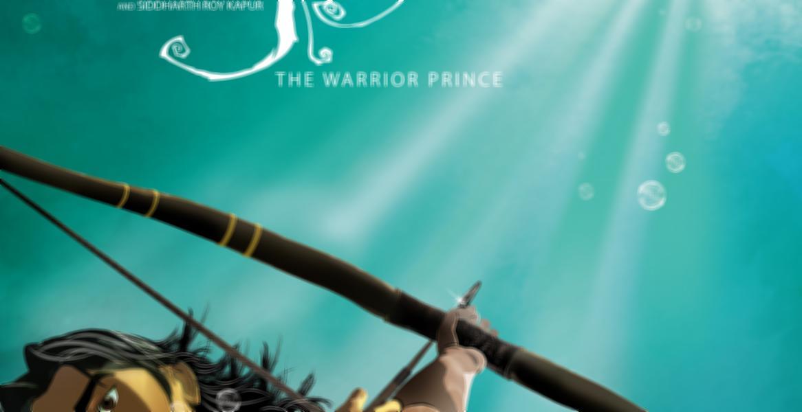 Poster do filme Arjun: O Príncipe Guerreiro