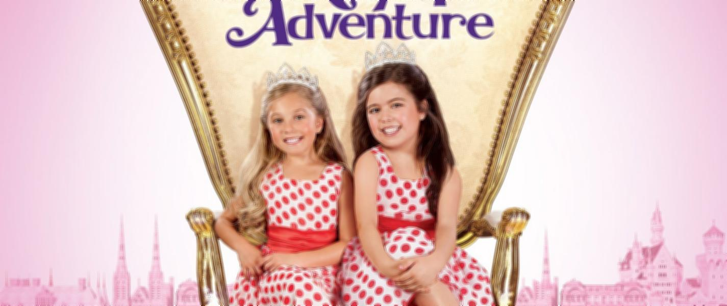 Poster do filme Aventura Real de Sophia Grace e Rosie
