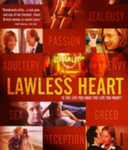 Poster do filme Coração Sem Lei