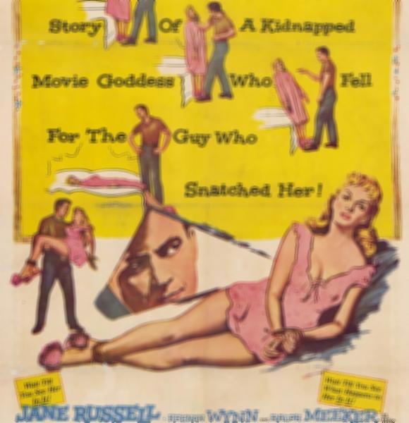 Poster do filme De Camisola Cor-de-Rosa