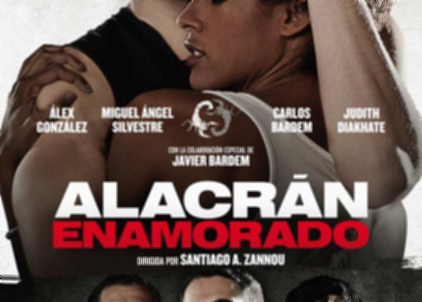 Poster do filme Escorpião apaixonado