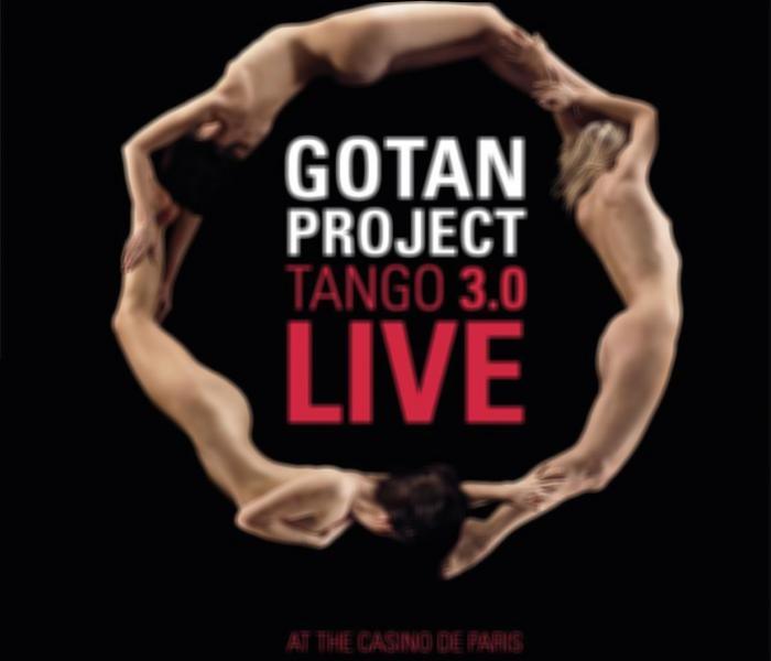 Poster do filme Gotan Project Tango 3.0 Live - At The Casino Paris
